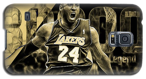 Kobe Bryant Collection Galaxy S5 Case by Marvin Blaine