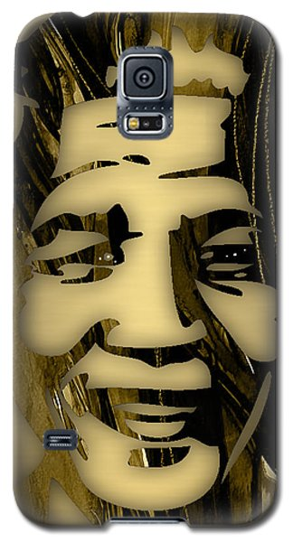 Nelson Mandela Collection Galaxy S5 Case by Marvin Blaine