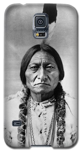 Sitting Bull (1834-1890) Galaxy S5 Case by Granger