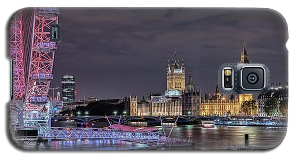 Westminster - London Galaxy S5 Case by Joana Kruse