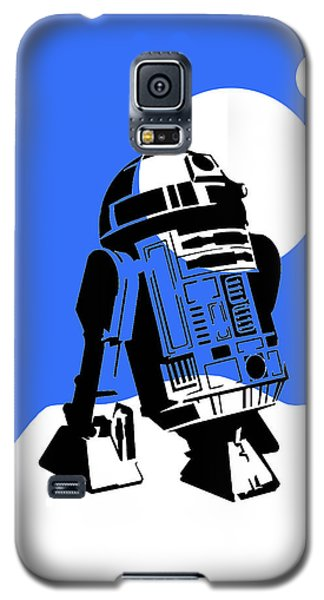Star Wars R2-d2 Collection Galaxy S5 Case by Marvin Blaine