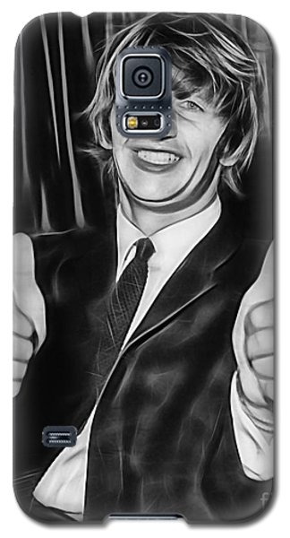 Ringo Starr Collection Galaxy S5 Case by Marvin Blaine