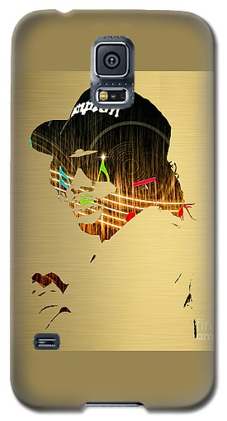 Eazy E Straight Outta Compton Galaxy S5 Case by Marvin Blaine