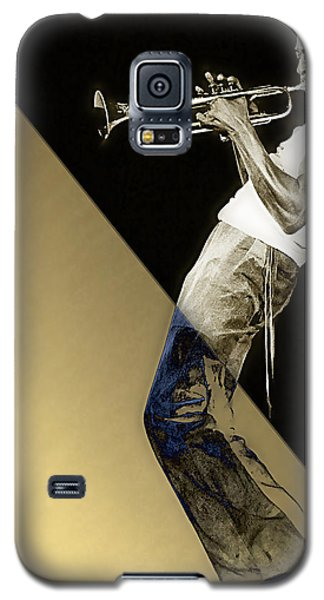 Miles Davis Collection Galaxy S5 Case by Marvin Blaine