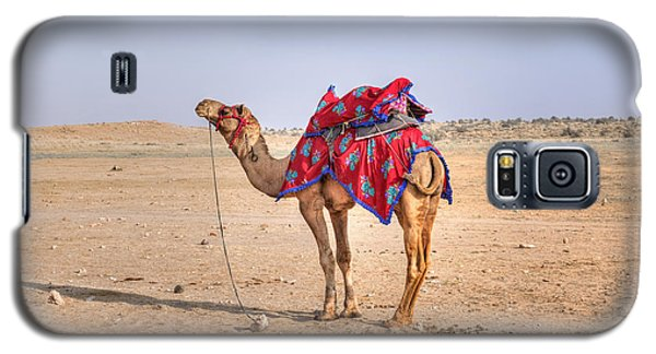 Thar Desert - India Galaxy S5 Case by Joana Kruse