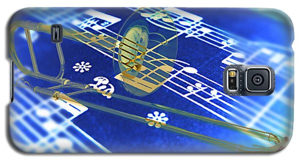 Trombone Collection Galaxy S5 Case by Marvin Blaine