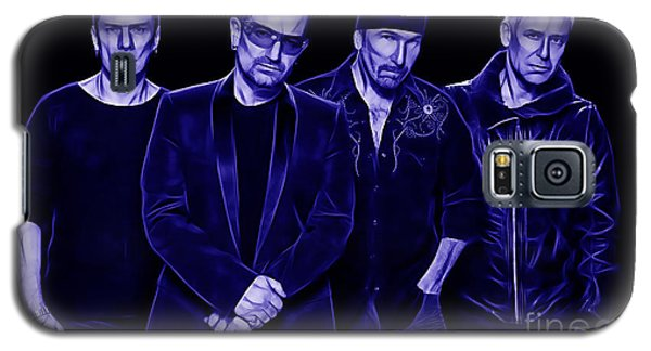 U2 Collection Galaxy S5 Case by Marvin Blaine