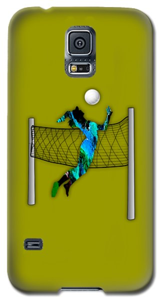 Vollyball Collection Galaxy S5 Case by Marvin Blaine