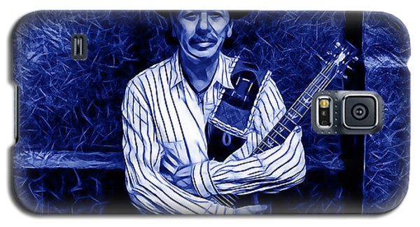 Carlos Santana Collection Galaxy S5 Case by Marvin Blaine