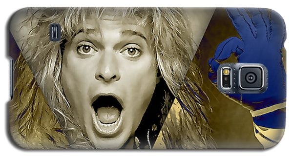David Lee Roth Collection Galaxy S5 Case by Marvin Blaine