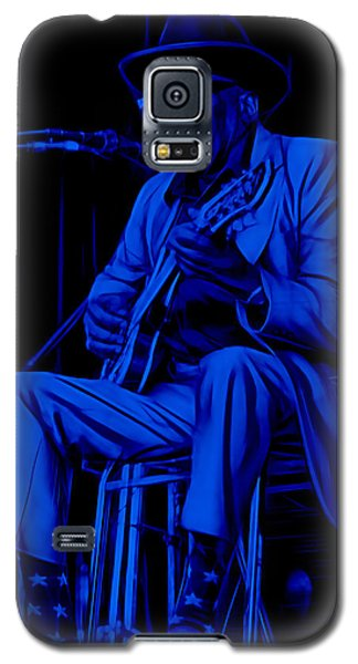 John Lee Hooker Collection Galaxy S5 Case by Marvin Blaine