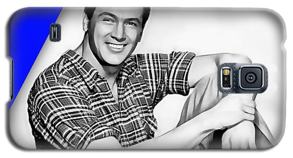 Rock Hudson Collection Galaxy S5 Case by Marvin Blaine