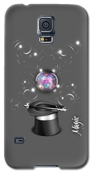 Magic Collection Galaxy S5 Case by Marvin Blaine