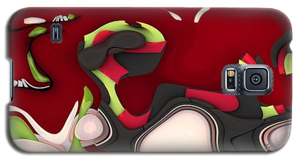 Abstrakto - 95a Galaxy S5 Case by Variance Collections