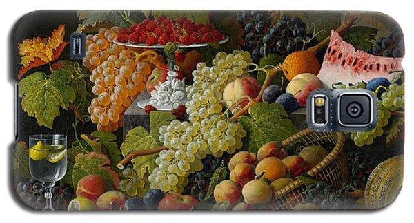 Abundant Fruit Galaxy S5 Case by Severin Roesen