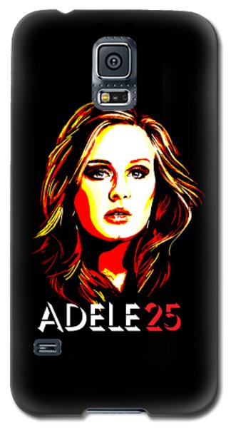 Adele 25-1 Galaxy S5 Case by Tim Gilliland