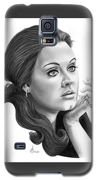 Adele Galaxy S5 Case by Murphy Elliott