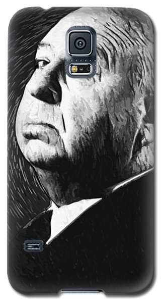 Alfred Hitchcock Galaxy S5 Case by Taylan Apukovska