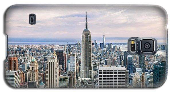 Amazing Manhattan Galaxy S5 Case by Az Jackson