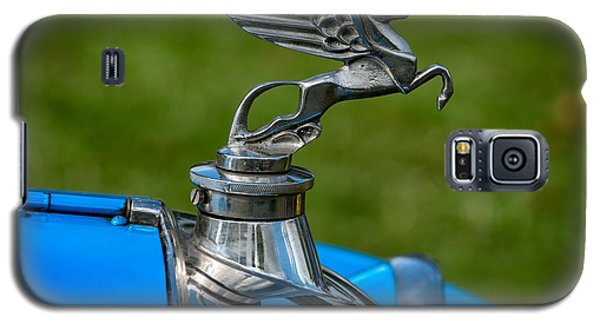 Amilcar Pegasus Emblem Galaxy S5 Case by Adrian Evans