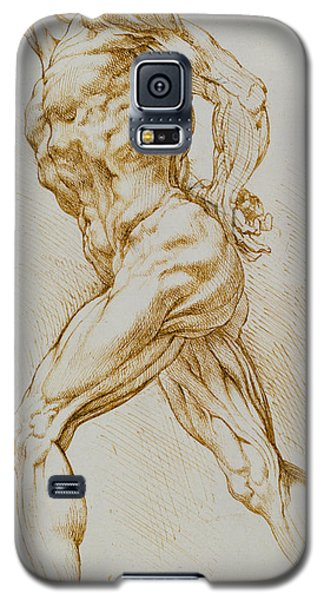 Anatomical Study Galaxy S5 Case by Rubens