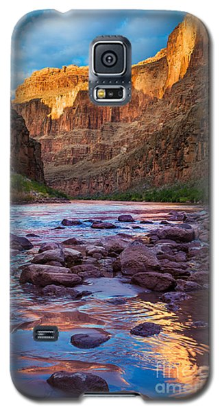 Ancient Shore Galaxy S5 Case by Inge Johnsson