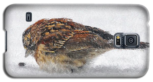 And These Thy Gifts  Galaxy S5 Case by Lois Bryan