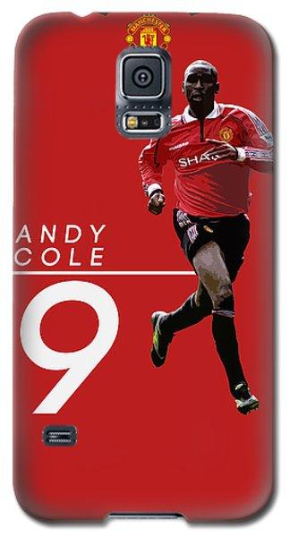 Andy Cole Galaxy S5 Case by Semih Yurdabak