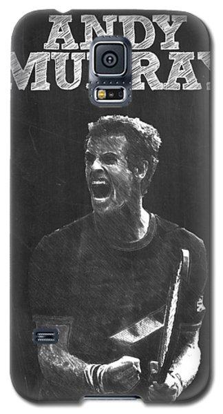 Andy Murray Galaxy S5 Case by Semih Yurdabak