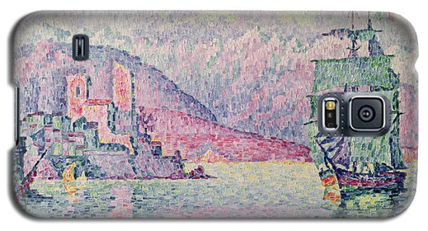 Antibes Galaxy S5 Case by Paul Signac