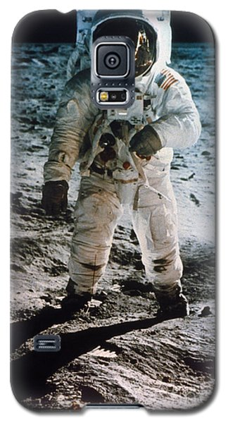 Apollo 11: Buzz Aldrin Galaxy S5 Case by Granger