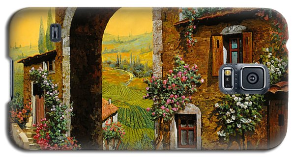 Recently Sold -  - Buy Galaxy S5 Cases - Arco Di Paese Galaxy S5 Case by Guido Borelli