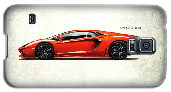 Lamborghini Aventador Galaxy S5 Case by Mark Rogan