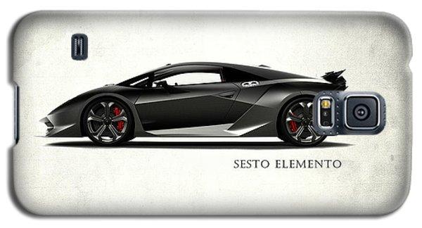 Lamborghini Sesto Elemento Galaxy S5 Case by Mark Rogan