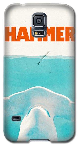 Hammer Galaxy S5 Case by Eric Fan