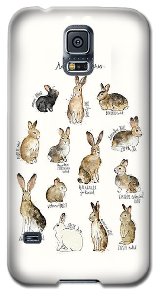 Rabbits And Hares Galaxy S5 Case by Amy Hamilton