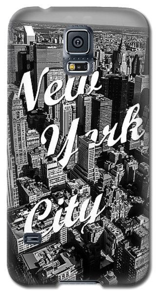 New York City Galaxy S5 Case by Nicklas Gustafsson