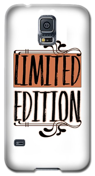 Limited Edition Galaxy S5 Case by Melanie Viola