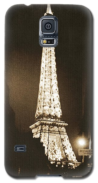 Postcard From Paris- Art By Linda Woods Galaxy S5 Case by Linda Woods