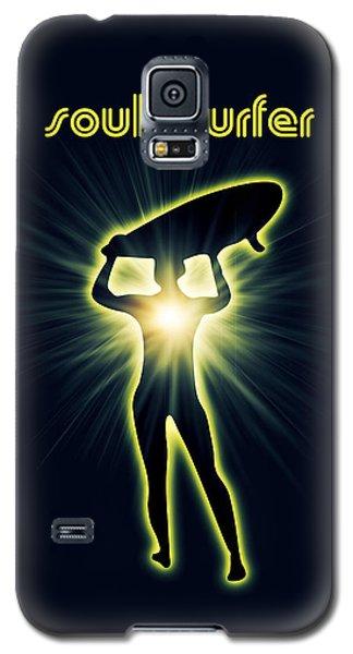 Soul Surfer Galaxy S5 Case by Mark Ashkenazi