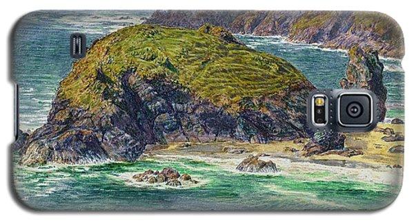 Asparagus Island Galaxy S5 Case by William Holman Hunt