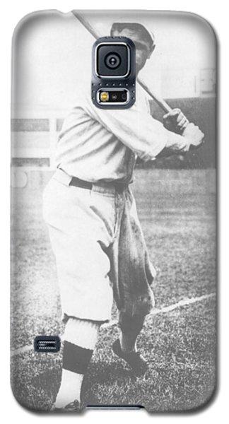 Babe Ruth Galaxy S5 Case by American School
