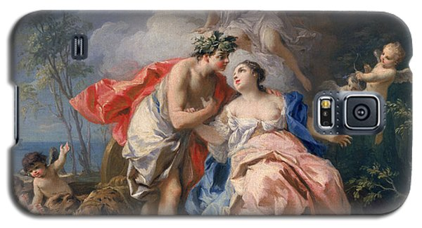 Bacchus And Ariadne Galaxy S5 Case by Jacopo Amigoni