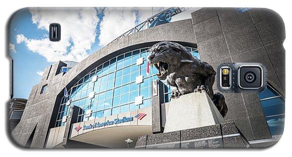 Bank Of America Stadium Carolina Panthers Photo Galaxy S5 Case by Paul Velgos