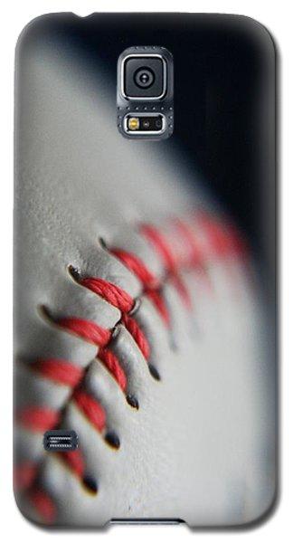 Baseball Fan Galaxy S5 Case by Rachelle Johnston