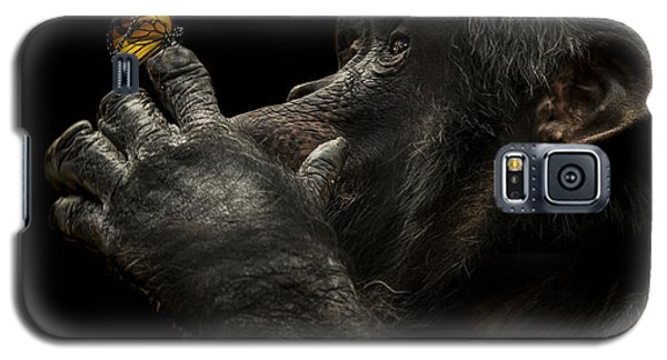 Beauty And The Beast Galaxy S5 Case by Paul Neville