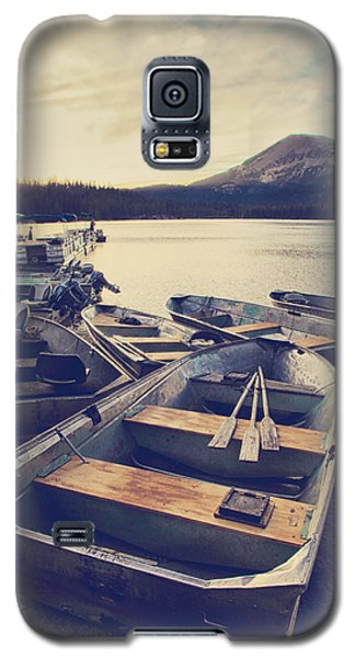 Buy Galaxy S5 Cases - Before Another Day Disappears Galaxy S5 Case by Laurie Search