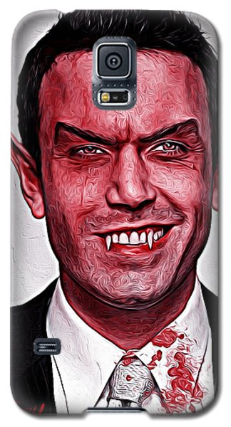 Ben Affleck Galaxy S5 Case by Gene Spino