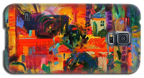 Beverly Hills Galaxy S5 Case by Peter Graham
