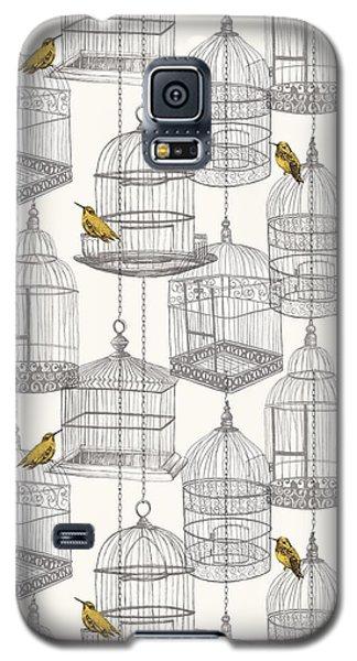 Birdcages Galaxy S5 Case by Stephanie Davies